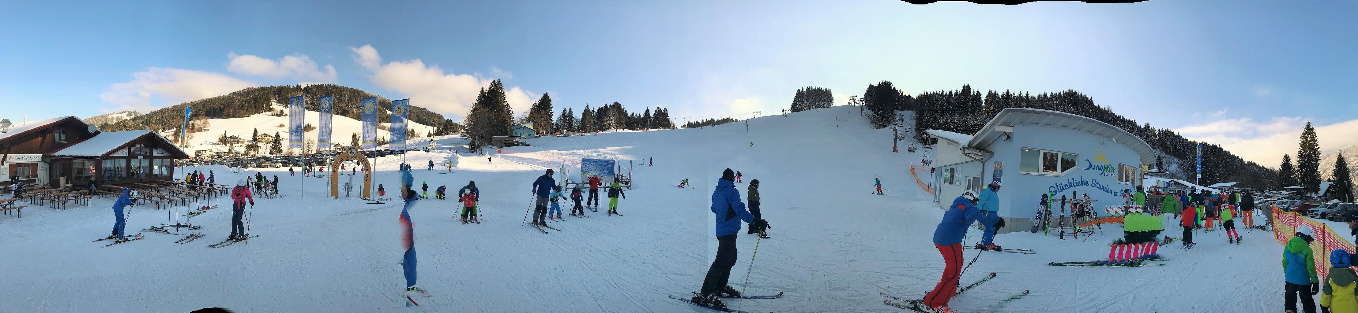 Skigebiet jungholz